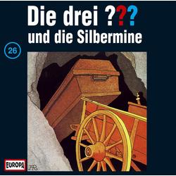 Die drei ??? 026 und die Silbermine (drei Fragezeichen) CD