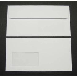 Briefumschläge Conqueror Texture DL 120g/qm HK Fenster VE=500 St. diamantweiß