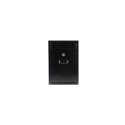 HTI-Line Briefkasten Briefkasten Como M (1-St) schwarz