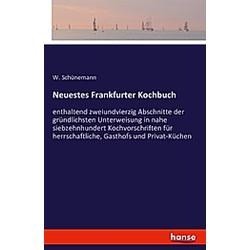 Neuestes Frankfurter Kochbuch