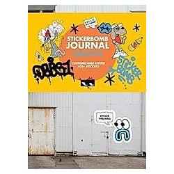 Stickerbomb Journal