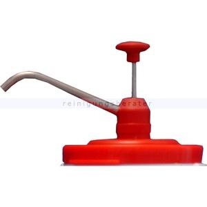Handwaschpastenspender, Dosierpumpe für Handwaschpaste 3 L-Weithalsbehälter f. zB. Reinfix-Handwaschpaste