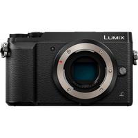 Panasonic Lumix DMC-GX80 Body schwarz ab 459€ im Preisvergleich