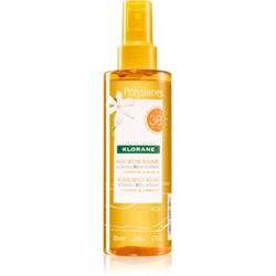 Klorane Monoï & Tamanu Öl-Spray für Bräunung SPF 30 200 ml
