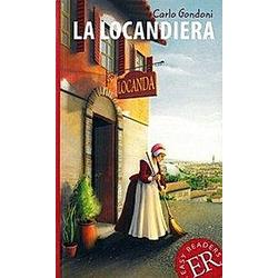 La locandiera. Carlo Goldoni  - Buch