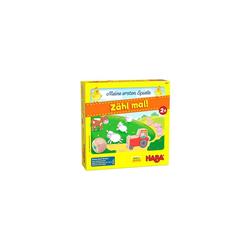 Haba Lernspielzeug HABA 305878 Meine ersten Spiele – Zähl mal!