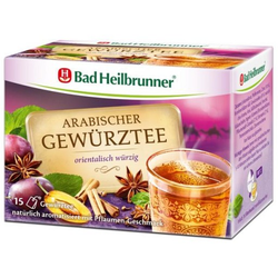 BAD HEILBRUNNER Arabischer Gewürztee Filterbeutel 15X2.0 g