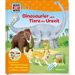 WIW Jun. Bd. 30 Dinosaurier