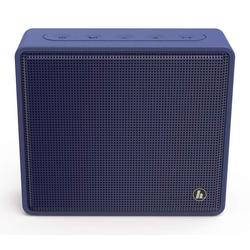 Hama Hama Bluetooth Lautsprecher Pocket Mini Speaker tragbar Akku MP3 Musik-Box Lautsprecher (Bluetooth, portabel, tragbar) blau