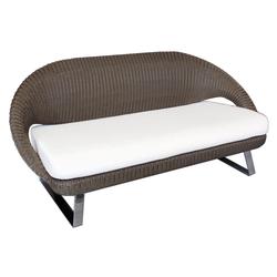 Sofa aus Stahl mit Kissen h4603