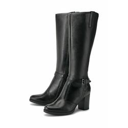 Klassische Stiefel Fashion-Stiefel COX schwarz