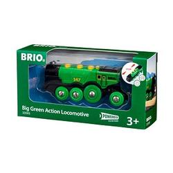 BRIO®    Grüner Gustav Spielzeugeisenbahnen