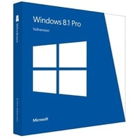 Microsoft Windows 8.1 Pro 64-Bit OEM DE