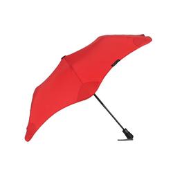 Blunt Taschenregenschirm Metro, Regenschirm, Taschenschirm, für Auto und unterwegs, 96cm Durchmesser rot