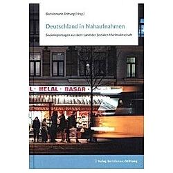 Deutschland in Nahaufnahmen - Buch