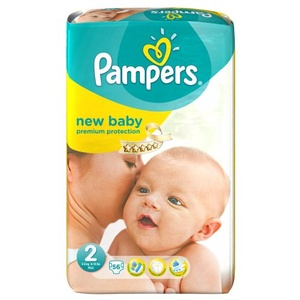 Pampers New Baby Mini 256Stück