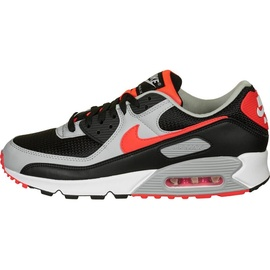 Nike Men's Air Max 90 black/white/wolf grey/radiant red 42,5