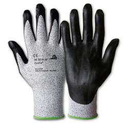 KCL Handschuh 521 PuroCut®, hochwertiger Schnittschutz-Handschuh, 1 Paar, Größe 9