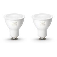 Philips Hue White Ambiance 67118400 5,5W GU10 2 St.