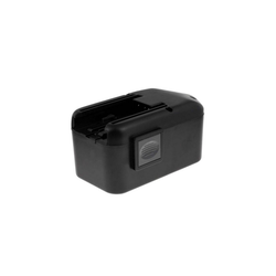Powery Akku für Atlas Copco P18T Akku 2500 mAh (18 V) schwarz