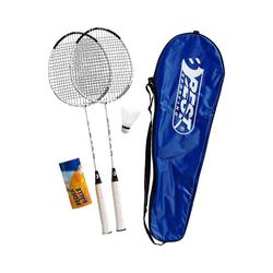 Best Sporting Badmintonschläger Badminton-Set 200 XT