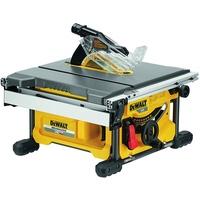 DeWalt DWE7492-QS tragbare 2.000 W Tischkreissäge und Gehrungssäge