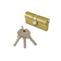 TRIZERATOP Pümpel Profilzylinder / Türzylinder / Doppelzylinder, L: 60 cm