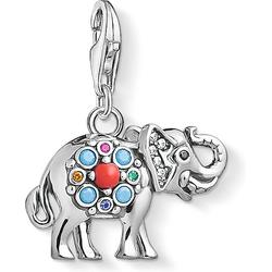 Thomas Sabo indischer Elefant 1668-506-7 Charm Anhänger