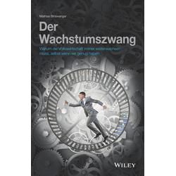 Der Wachstumszwang als Buch von Mathias Binswanger