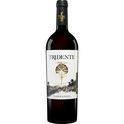 Tridente Tempranillo 2017 0.75L 15.5% Vol. Rotwein Trocken aus Spanien