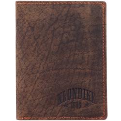 KLONDIKE 1896 KLONDIKE 1896 Evan Geldbörse Leder 10 cm