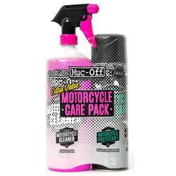 Muc-Off Motorfiets Duo Care Schoonmaak vak