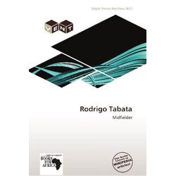 Rodrigo Tabata als Buch von
