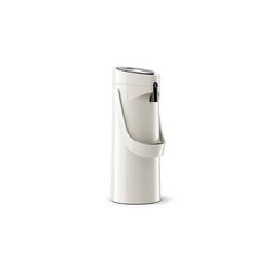 Emsa Pump-Isolierkanne Pump Isolierkanne Ponza, 1.9 l weiß