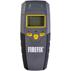 FIREFIX Feuchtigkeitsmesser für Holz grau