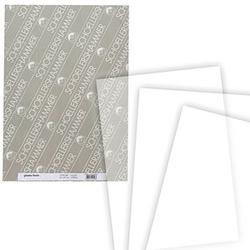 SCHOELLERSHAMMER Transparentpapier glama basic DIN A3   110 g/qm 250 Blatt