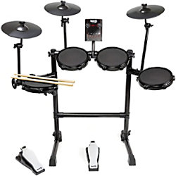 2 x Drumsticks, 1 x Drum Set, 1 x Headset