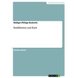 Buddhismus und Kant
