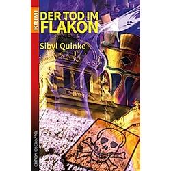 Der Tod im Flakon. Sibyl Quinke  - Buch
