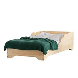 Łóżko Biden dziecięce z drewna