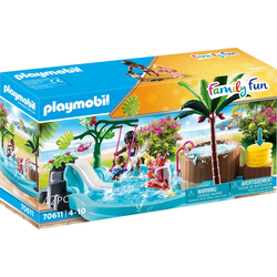 PLAYMOBIL® 70611 Kinderbecken mit Whirlpool