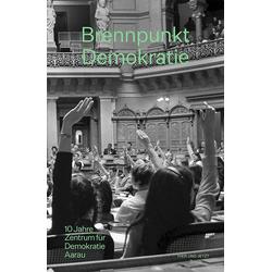 Brennpunkt Demokratie als Buch von