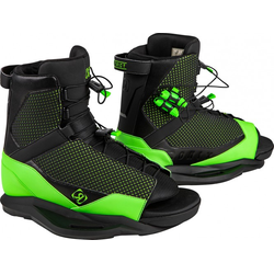 RONIX DISTRICT Boots 2021 black/green - 40-45,5