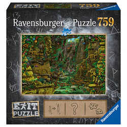 Ravensburger EXIT PUZZLE Tempel in Angkor Wat Puzzle 759 Teile