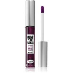 theBalm Plump Your Pucker Lippgloss mit Meereskollagen Farbton Enhance 7 ml