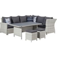 Primaster Caldera Lounge-Set glacier grey