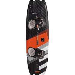 RRD Bliss LTD Kiteboard 21 Freeride Freestyle Big Air Kite Board, Größe in cm: 136