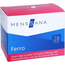FERRO MENSSANA Pulver 56 g