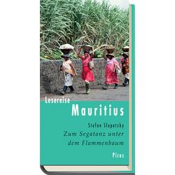 Lesereise Mauritius als Buch von Stefan Slupetzky