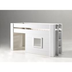 Vipack halbhohes Bett Noah, 90 x 200 cm